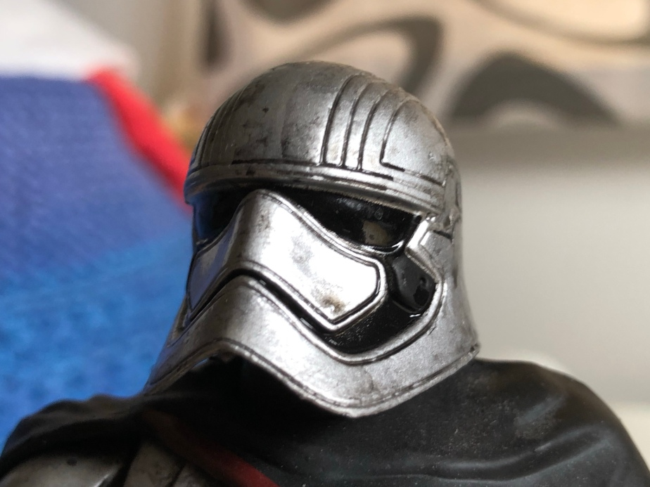 Weathering a Star Wars Black series figure