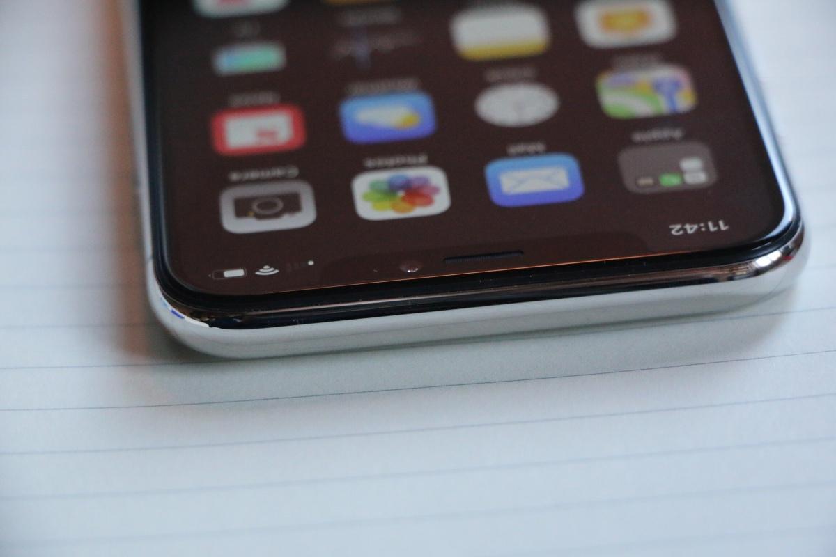 My simple smartphone homescreen