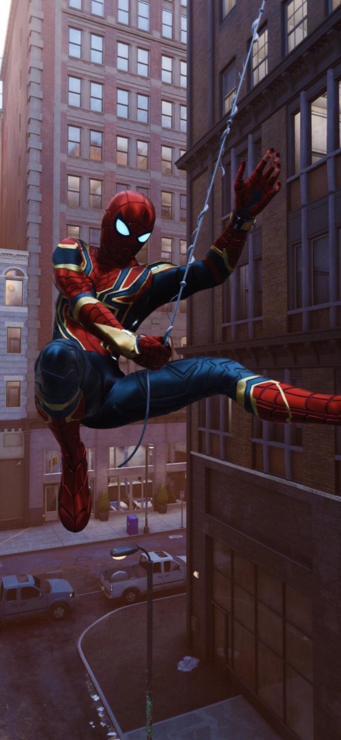 Spider Man Iphone X Wallpapers Lee Peterson Ljpuk